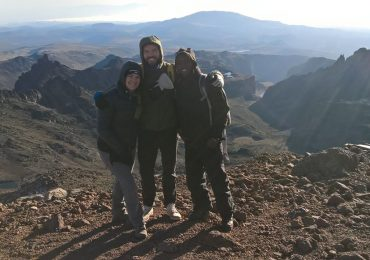 Mt. Kenya Hikes