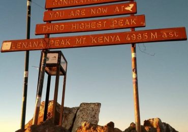Mt. Kenya Safaris